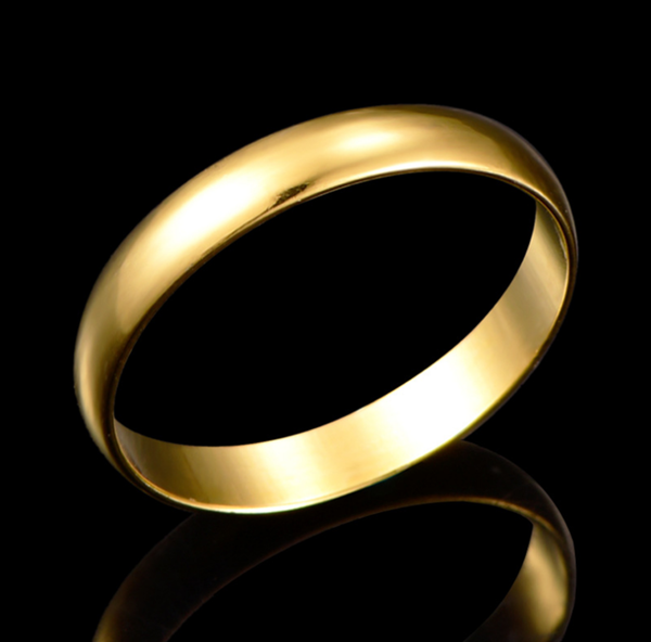 Picture of gold ring