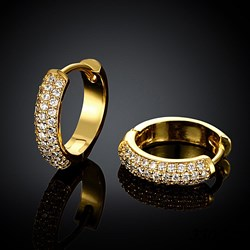 Picture of diamond earring